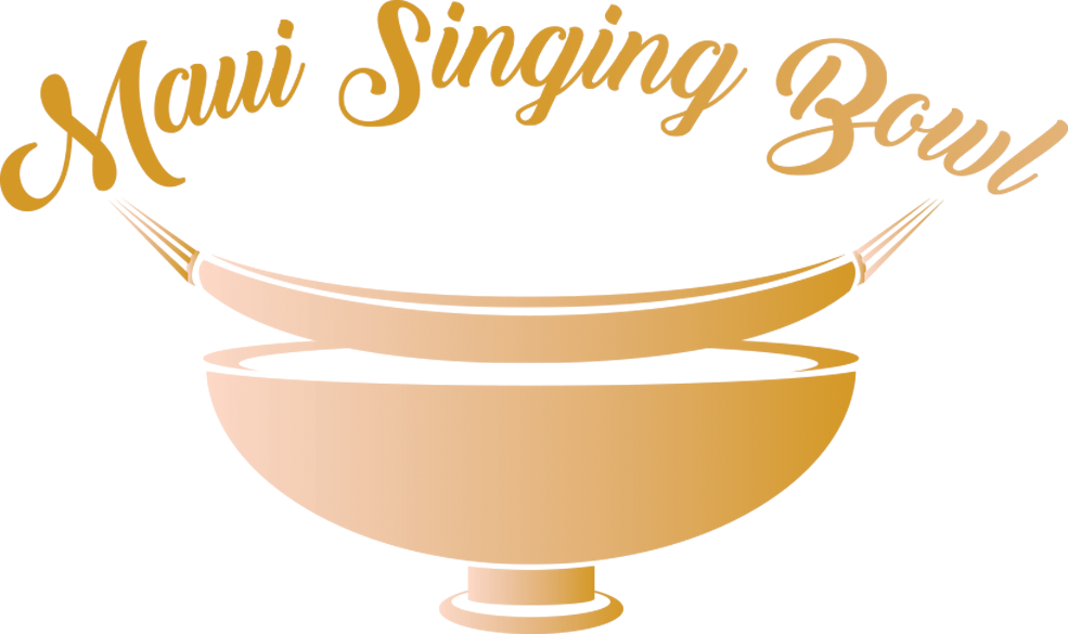 Maui Singing Bowl